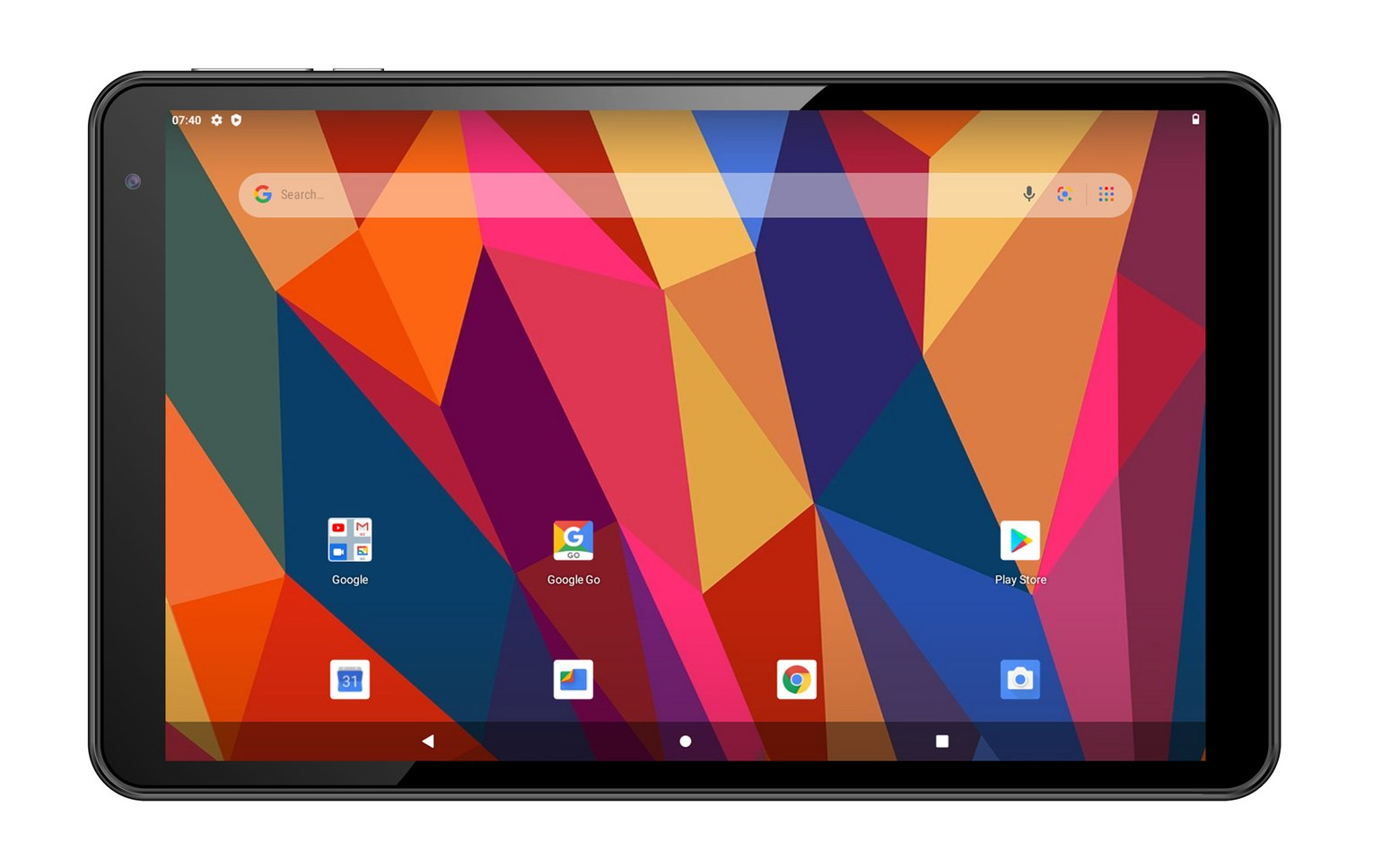 Alba 10.1 Inch 32GB HD Tablet - Black
