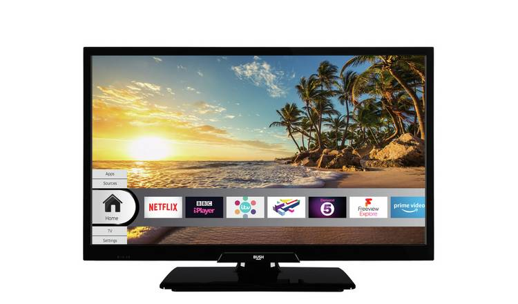Bush 22 Inch Smart Full HD LED Freeview TV