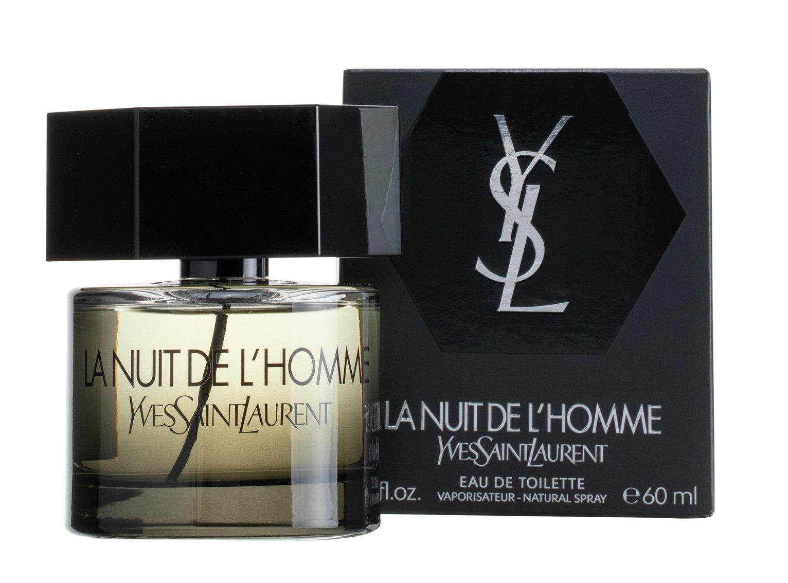 Yves Saint Laurent La Nuit de L'Homme Eau de Toilette - 60ml