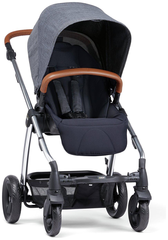 Mamas and Papas Sola 2 Stroller - Navy Marl