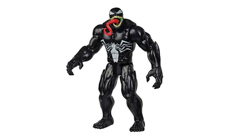 Spider-Man Maximum Venom Titan Hero Venom