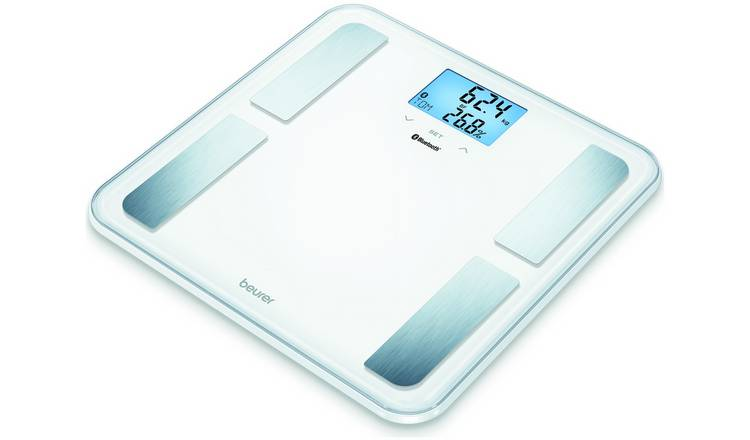 Beurer BF850 Body Analysis Scale - White