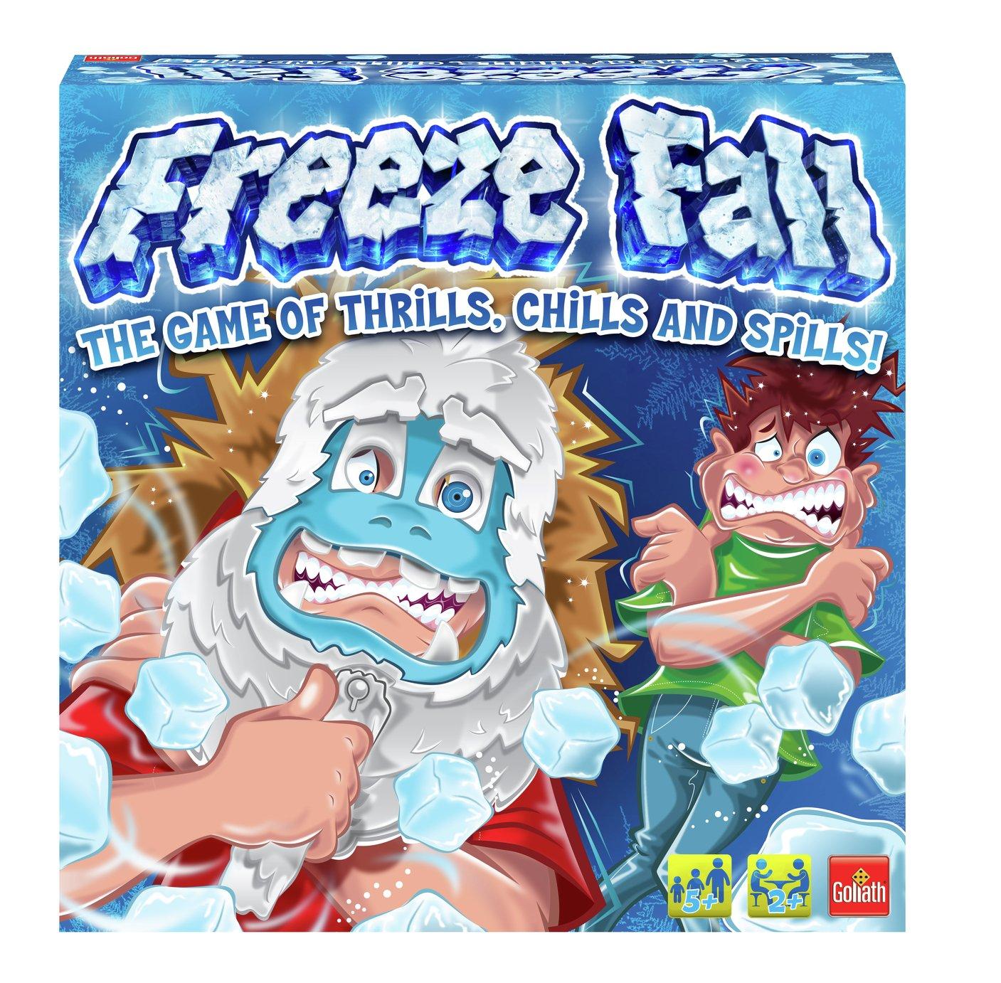 Goliath Games Freeze Fall