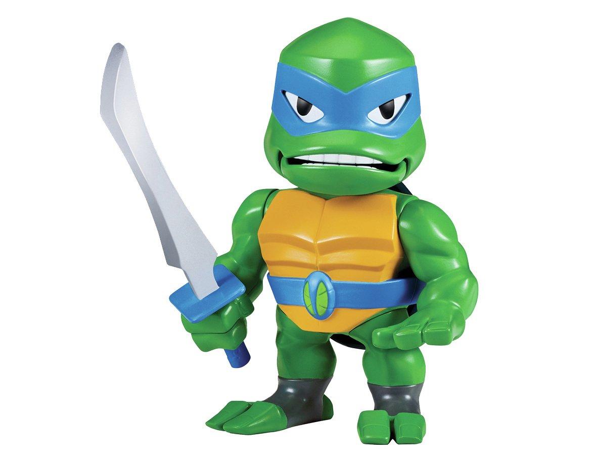 Teenage Mutant Ninja Turtles Babble Heads Loud Mouth Leo
