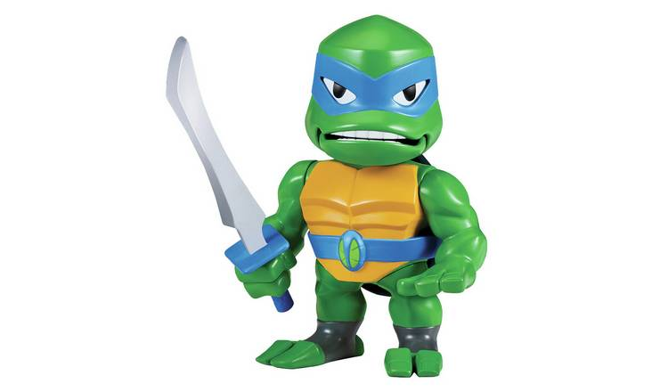 Teenage Mutant Ninja Turtles Babble Heads Loud Mouth Leo