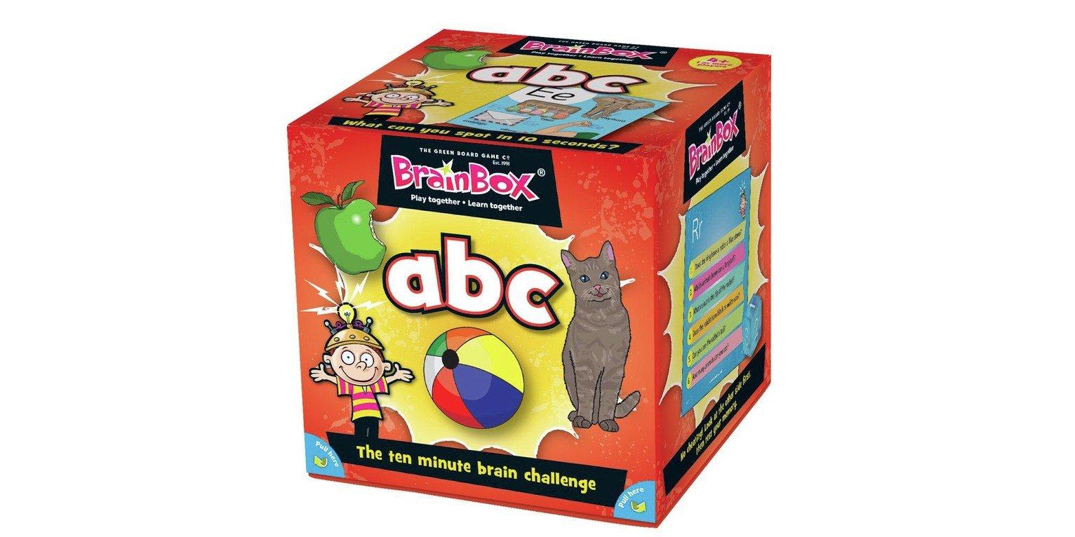 BrainBox ABC Quiz Game