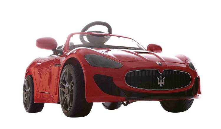 Maserati 6V Powered Ride On