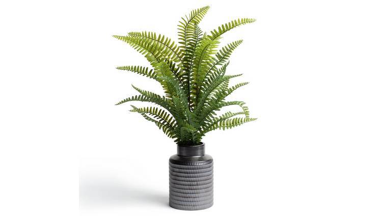 Habitat Eden Large Artificial Fern