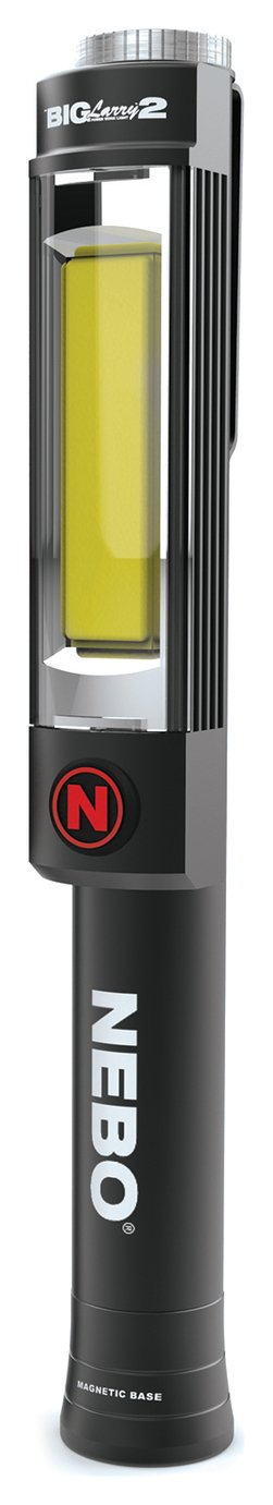 Nebo Big Larry 2 500 Lumens LED Metal Torch