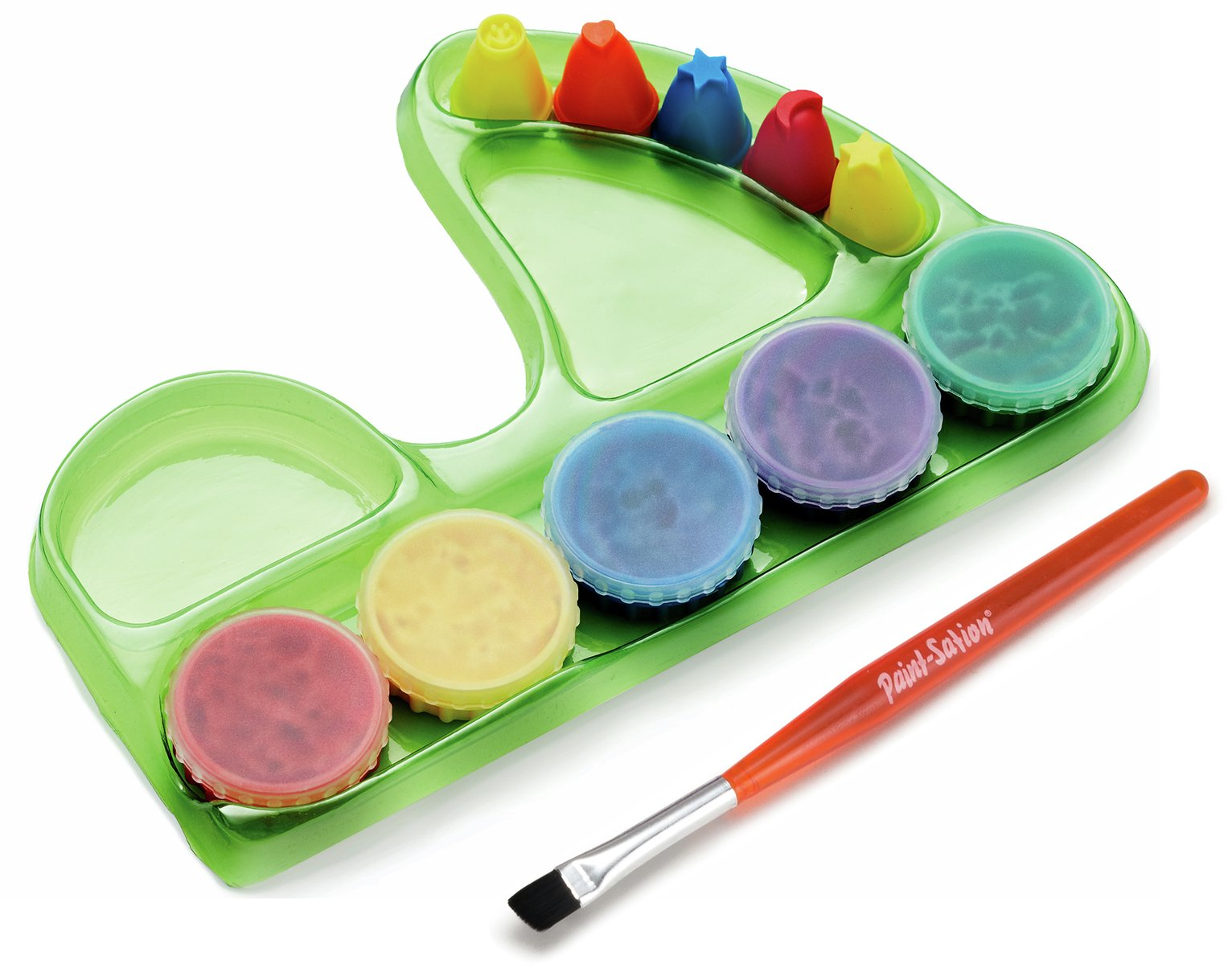 Paint Sation Mini Pod and Palette Set Mess Free and Washable