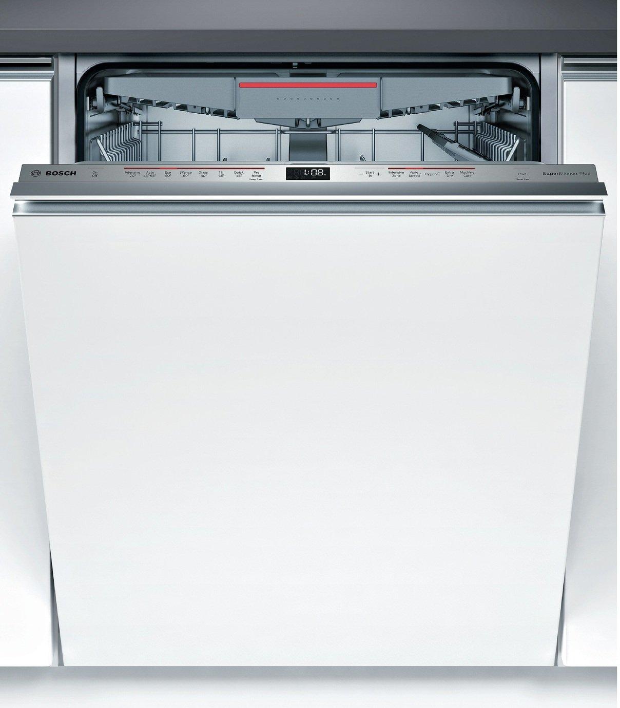 Bosch SMV68MD01G Fully Integrated Dishwasher - Grey