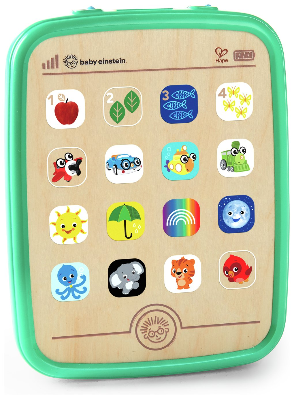 Baby Einstein Hape Magic Touch Tablet