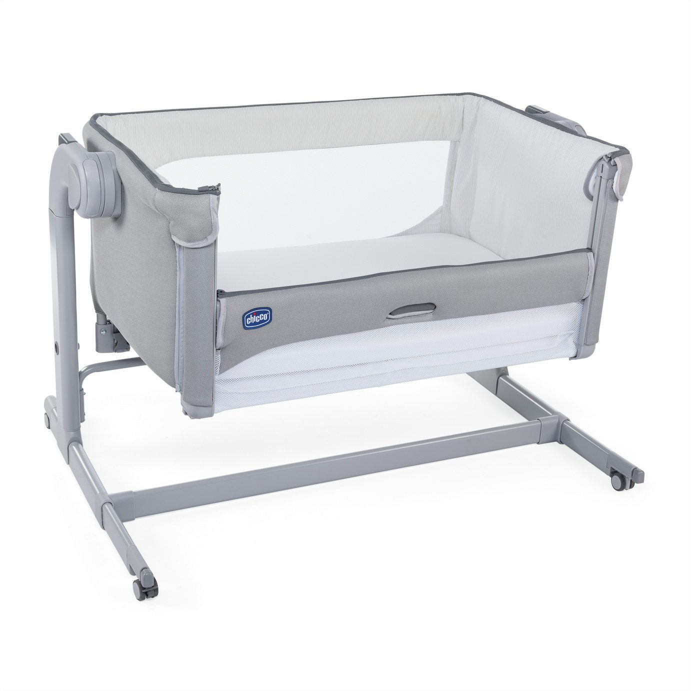 Chicco Next 2 Me Magic Cool Crib - Grey
