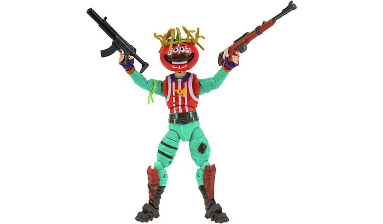 Fortnite 6 Inch Valkyrie Buy Fortnite 6 Inch Legendary Series Figure Pack Tomatohead Playsets And Figures Argos