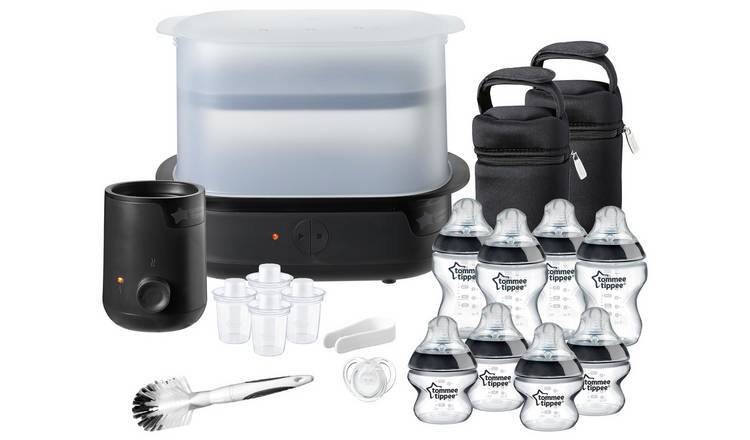 Tommee Tippee Closer to Nature Complete Baby Feeding Set