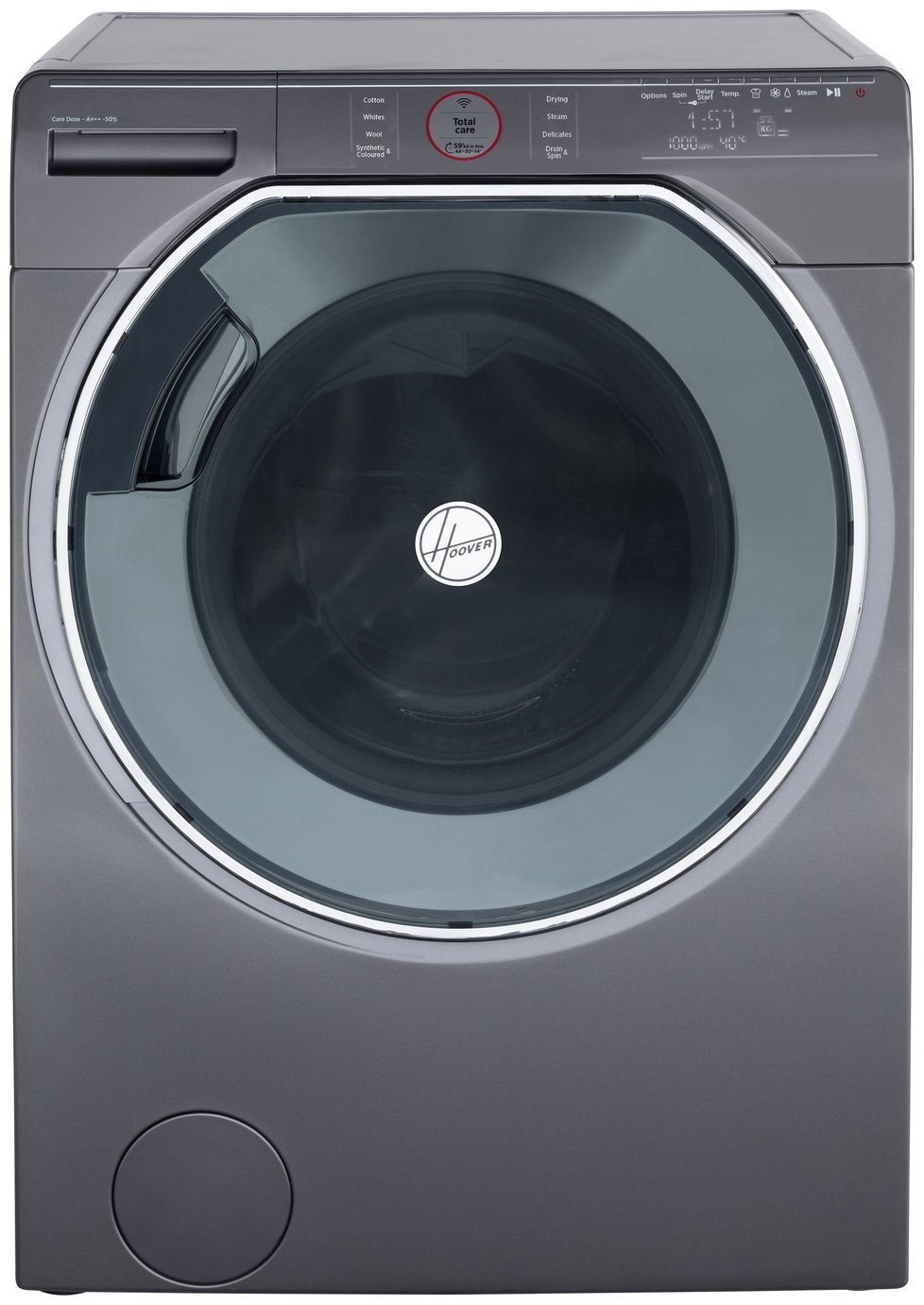 Hoover AXI AWDPD6106LHR1 10KG /6KG Washer Dryer - Graphite