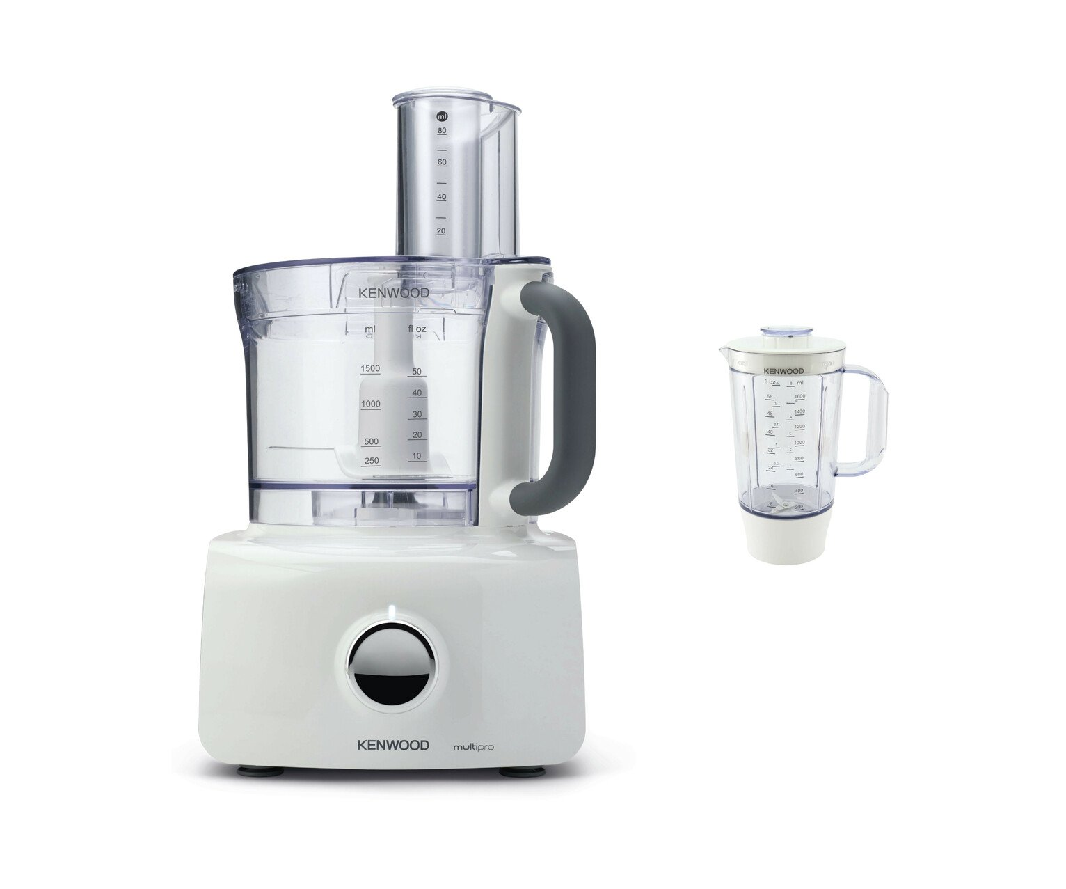 Kenwood MultiPro FDP641WH Food Processor - White