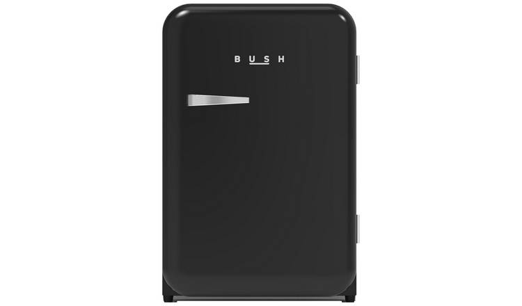Bush MUCFR55BLK Retro Under Counter Freezer - Black