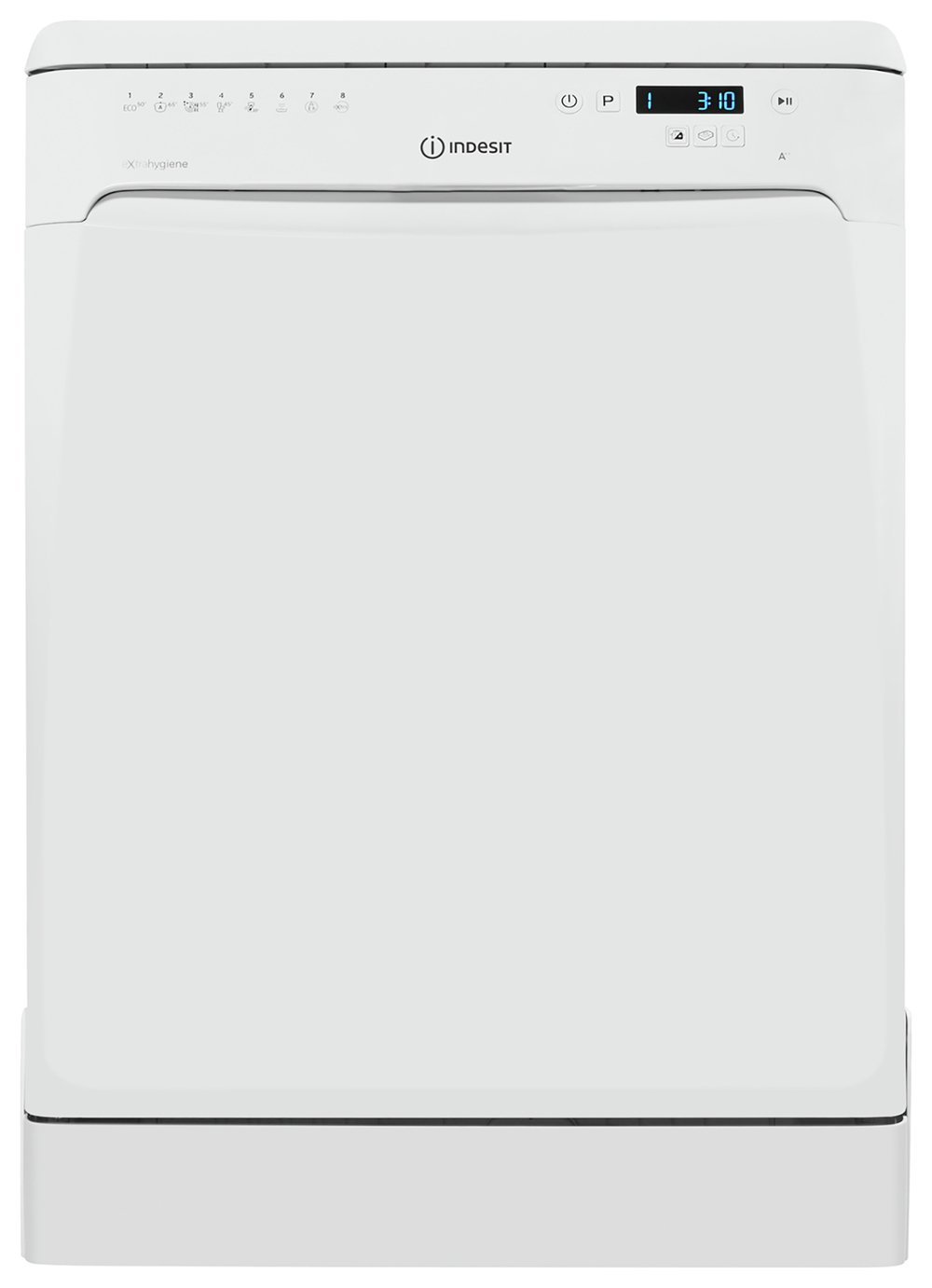 Indesit DFP58T96Z Full Size Dishwasher - White