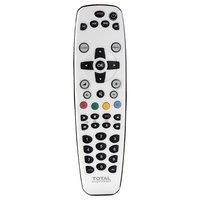 Total Control URC2940 4-Way Universal Remote Control - White