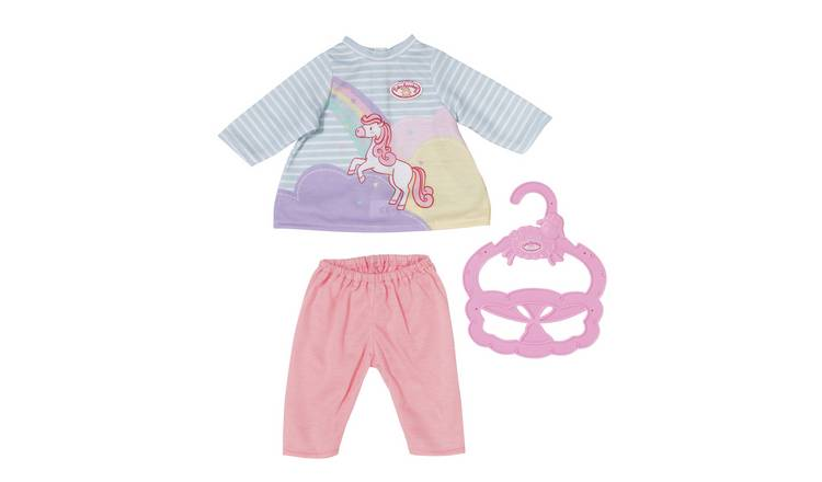 Baby Annabell Little Sweet Dolls Outfit