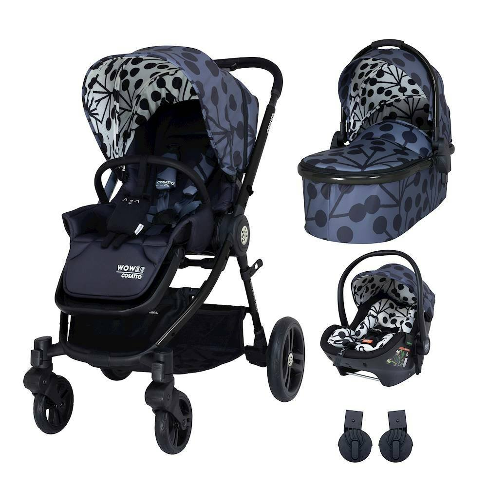 Cosatto Wowee Travel System Lunaria