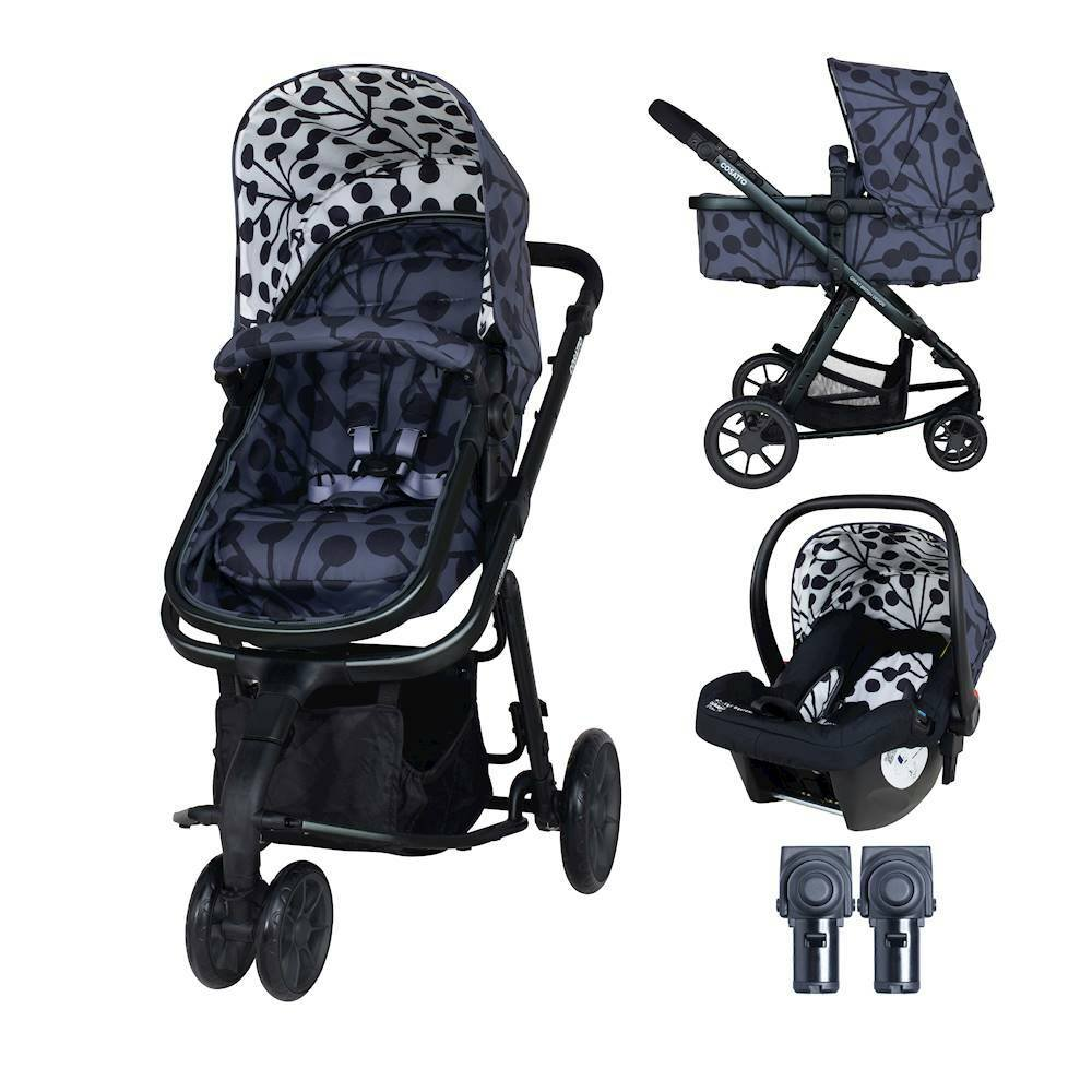 Cosatto Giggle 2 in 1 Travel System Bundle Lunaria