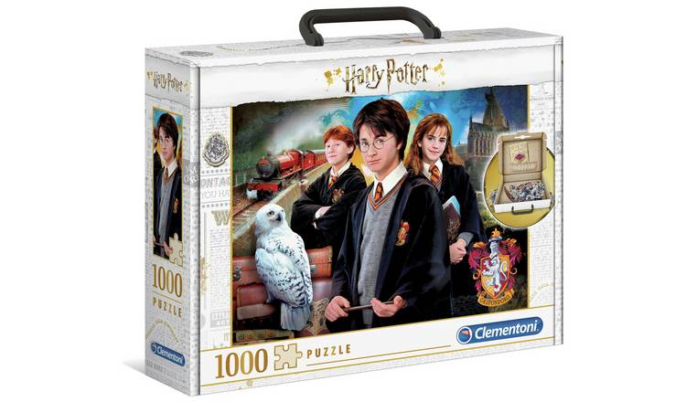Harry Potter 1000 Piece Briefcase Jigsaw Puzzle