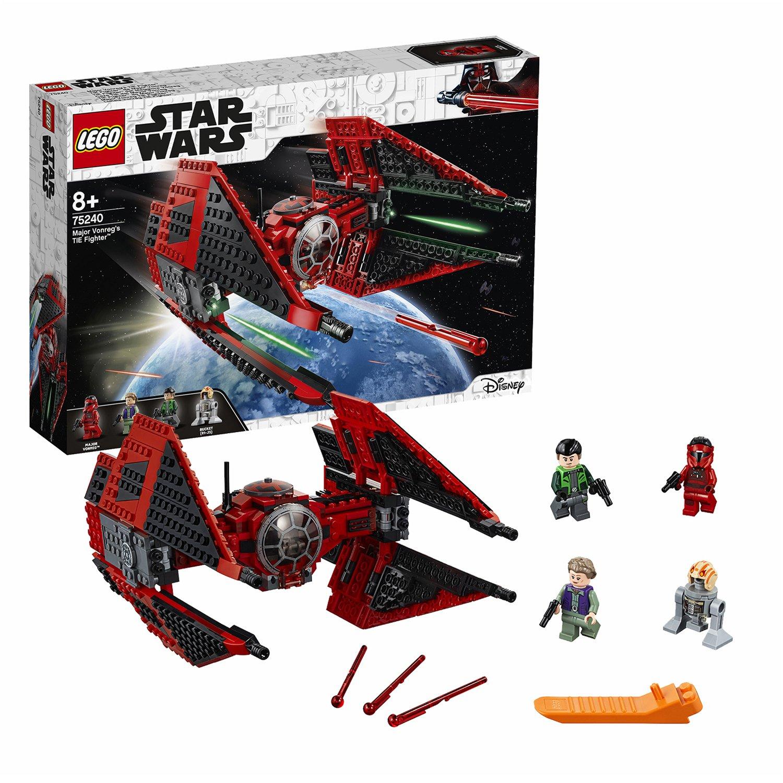 LEGO Star Wars Resistance Major Vonreg's TIE Fighter - 75240