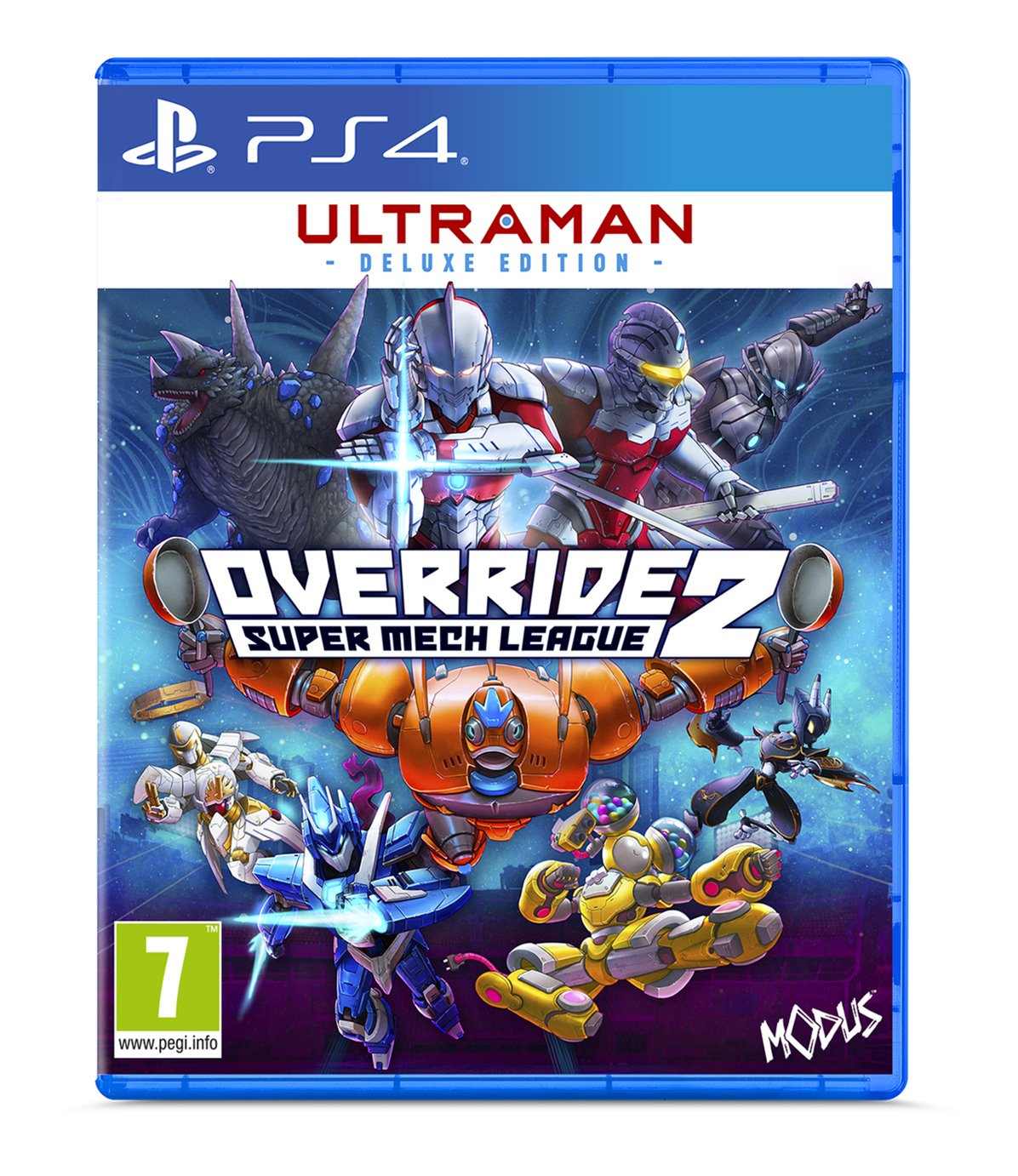 Override 2: Ultraman Edition PS4 Game