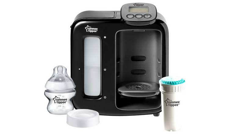 Tommee Tippee Perfect Prep Day & Night - Black