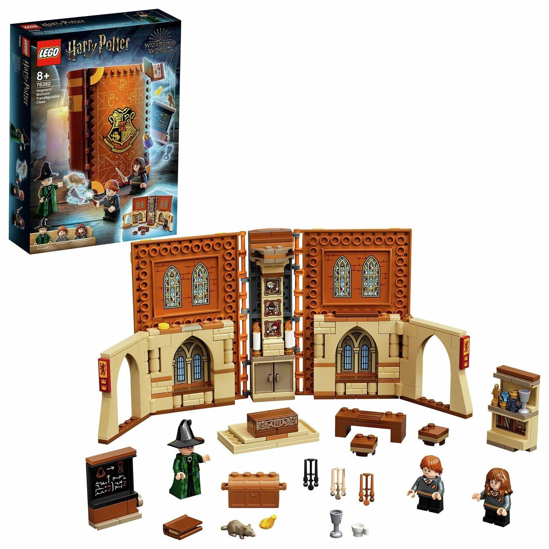 LEGO Harry Potter Hogwarts Transfiguration Class Set 76382
