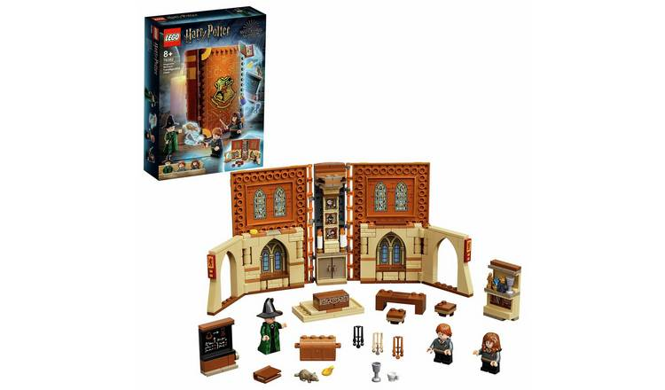 LEGO Harry Potter Hogwarts Transfiguration Class Set 76382