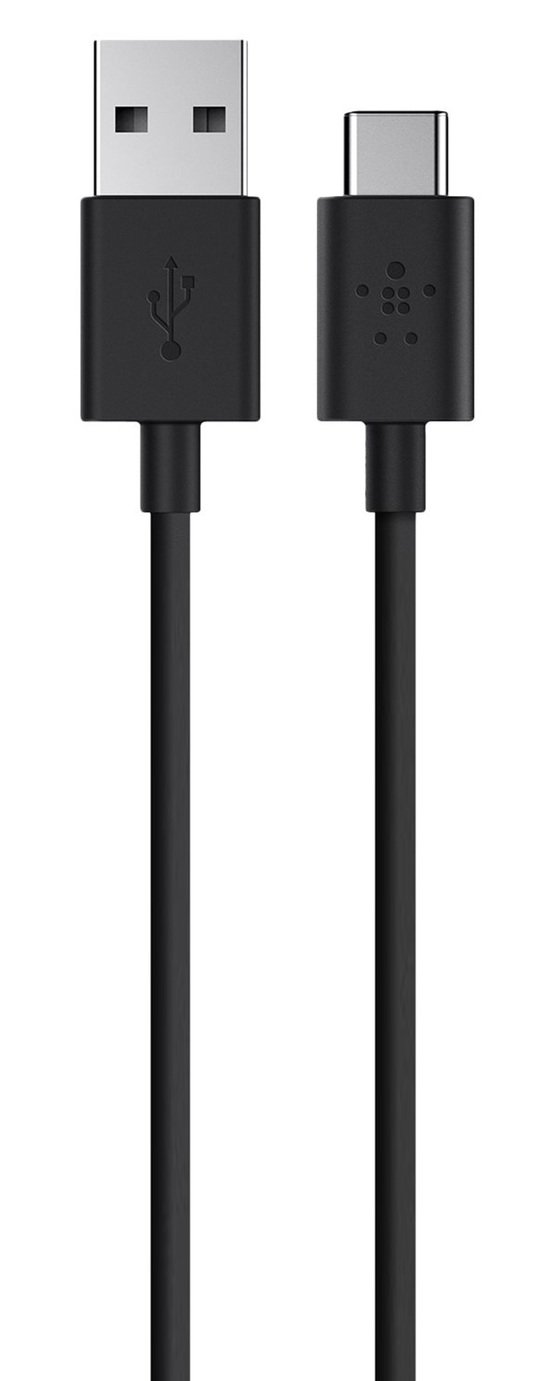 Belkin 3m USB-A to USB-C Charge Cable - Black