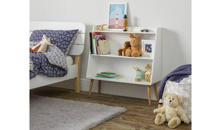 Argos Home Bodie White Bookcase by Argos