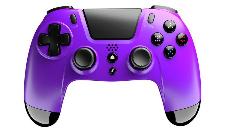 Gioteck VX-4 Premium PS4 Wireless Controller - Purple