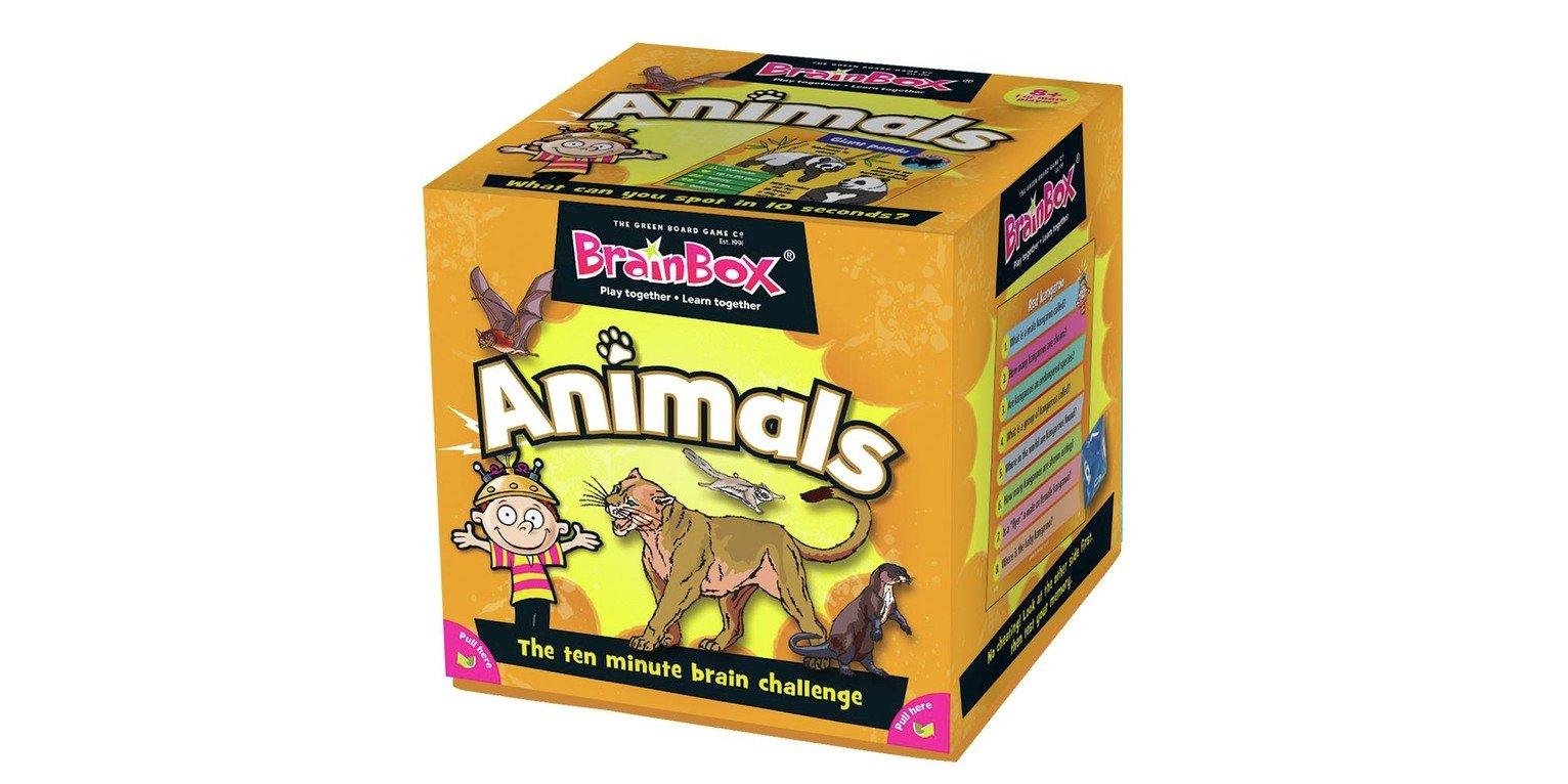 BrainBox Animals Quiz Game
