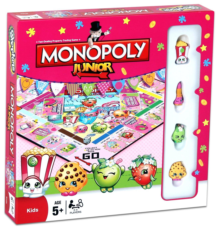Shopkins Junior Monopoly