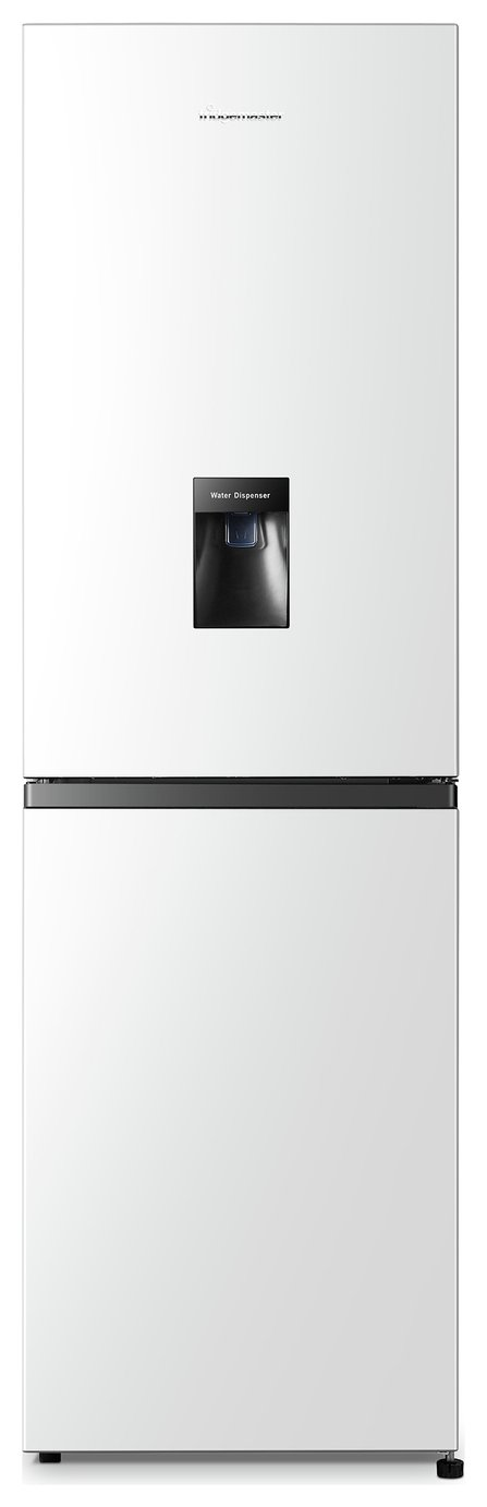 Fridgemaster MC55251MD Frost Free Fridge Freezer - White