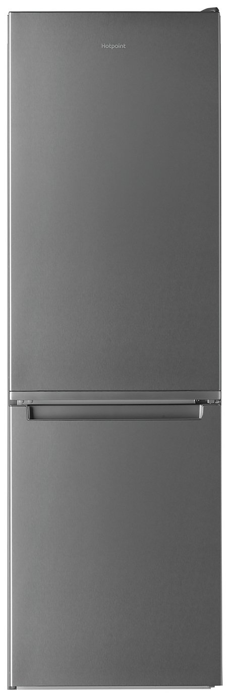 Hotpoint H3T811IOX Frost Free Fridge Freezer - Inox Best Price, Cheapest Prices