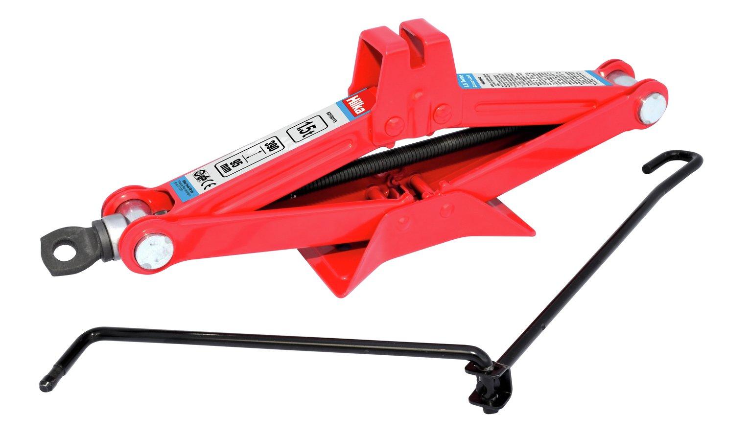 Hilka 1.5 Tonne Scissor Jack