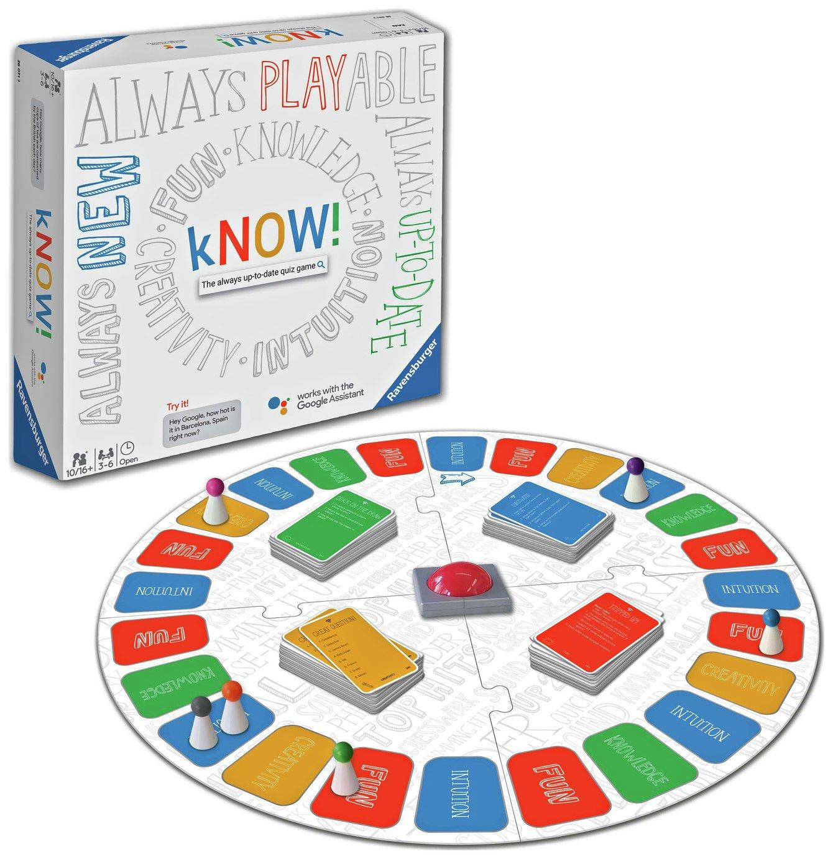 Ravensburger Google kNOW! Game