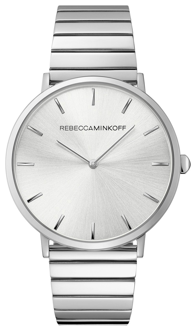 Rebecca Minkoff Ladies Stainless Steel Bracelet Watch