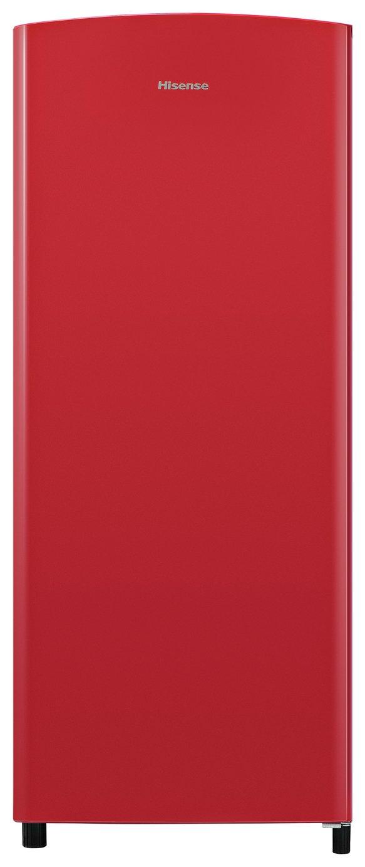 Hisense RR220D4AR21 Tall Fridge - Red