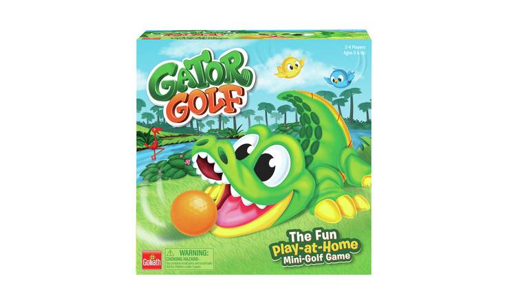 Goliath Games Gator Golf Game