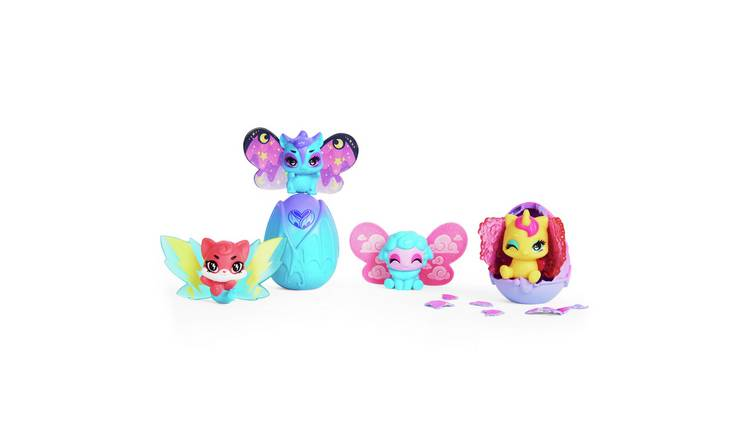 Hatchimals CollEGGtibles 4 Pack Wilder Wings