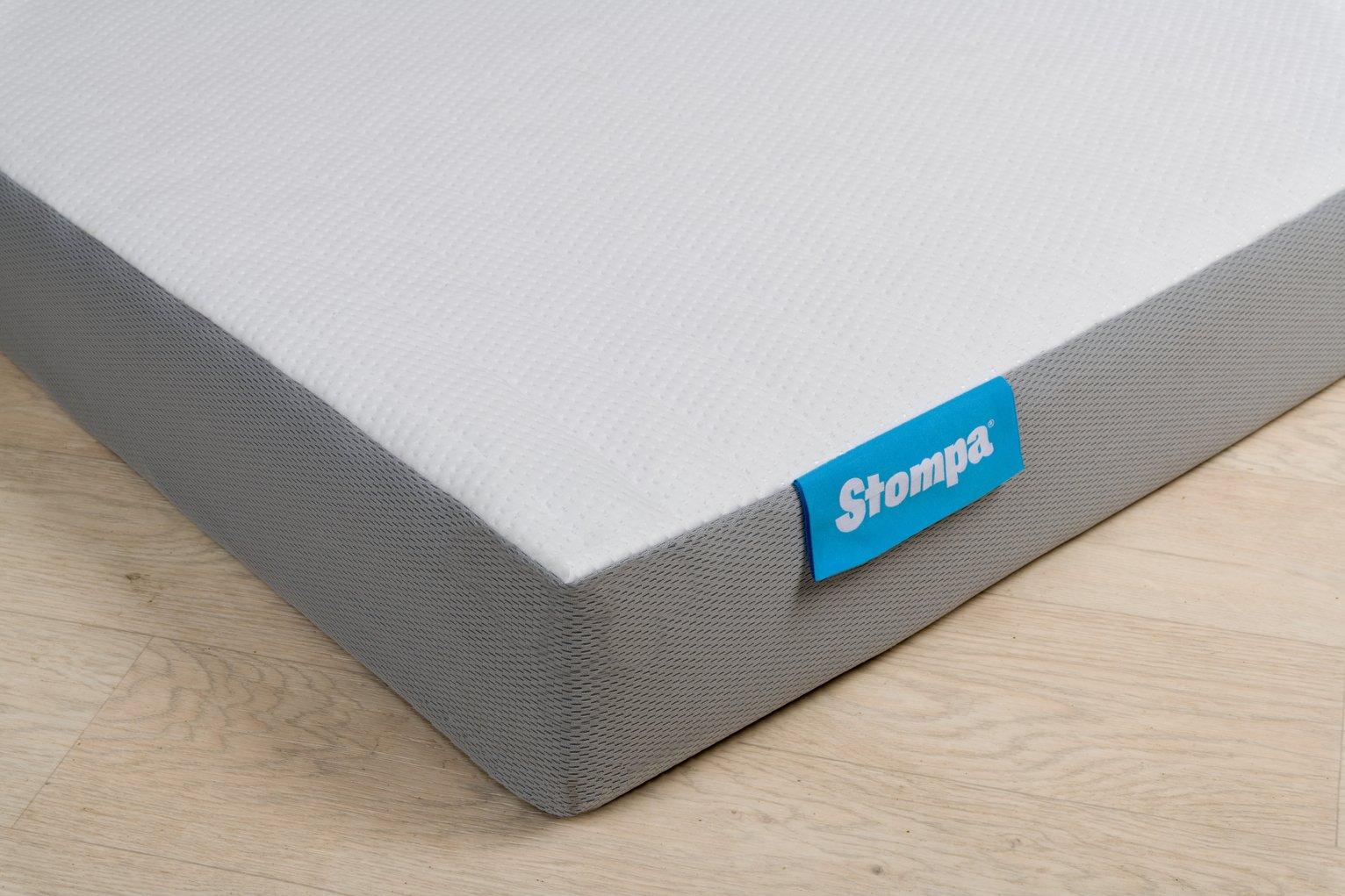 Stompa s flex air flow mattress - single