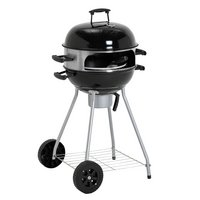 Argos Home Kettle Charcoal BBQ with Pizza Oven