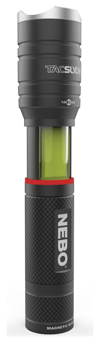 Nebo TAC Slyde NB6746 LED Torch and Lantern Set