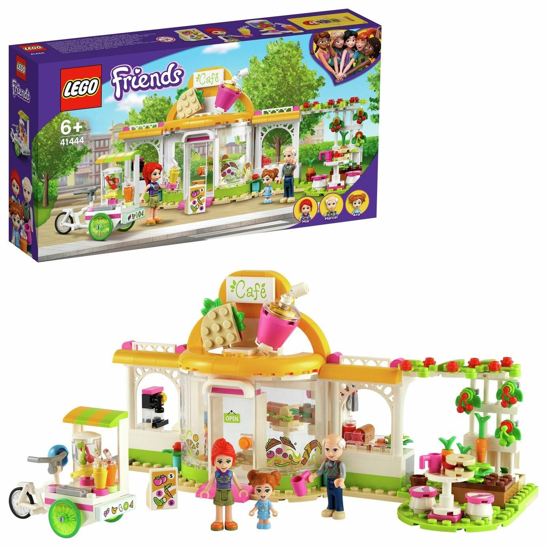 LEGO Friends Heartlake City Organic Caf� Playset 41444